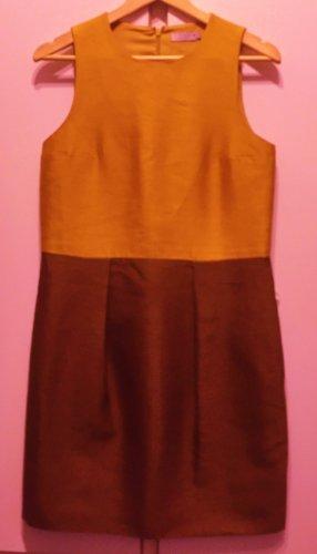 Kleid von Cos Gr.36, Seide, Baumwolle, neuwertig