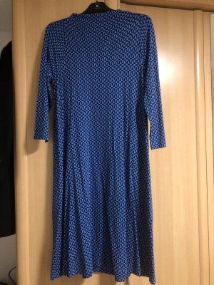 Daniel Hechter A Line Dress blue-black