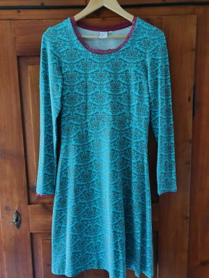 Deerberg Jersey Dress multicolored modal fibre