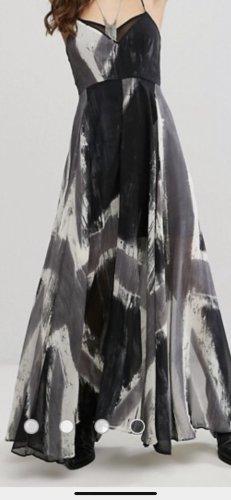 Religion Robe chiffon multicolore