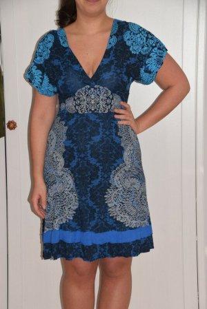 Desigual Shortsleeve Dress multicolored mixture fibre