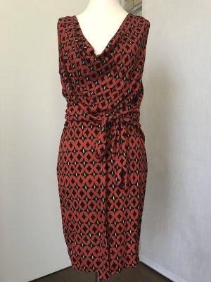 Kleid von Diane von Fürstenberg aus reiner Seide