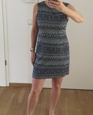 Kleid von Diane von Furstenberg, Gr 36, blau
