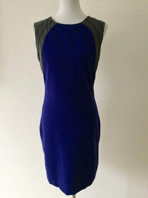 Diane von Furstenberg Robe mi-longue bleu-gris