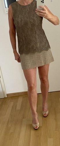 Dolce & Gabbana Mini Abito marrone chiaro