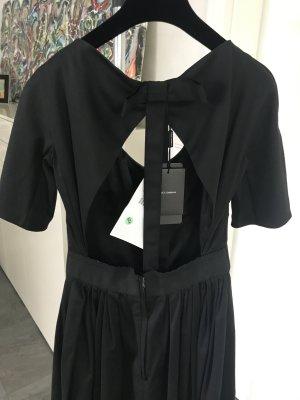 Kleid von DOLCE&GABBANA Schwarz NEU