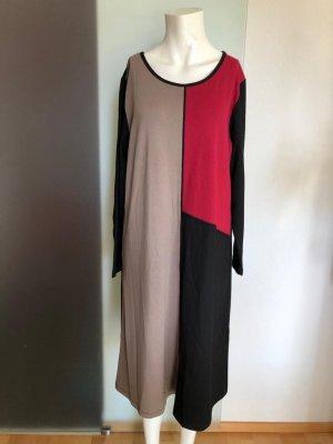 DW-Shop Robe empire multicolore