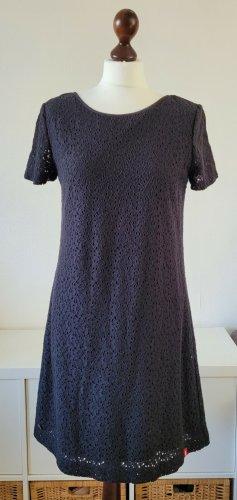 Kleid von edc by Esprit * Gr.M * Spitze * Rückenausschnitt * schwarz * Neu