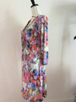 esperance Empire Dress multicolored