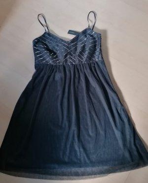 Esprit Sequin Dress grey