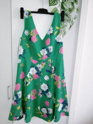 Esprit Vestido línea A multicolor tejido mezclado