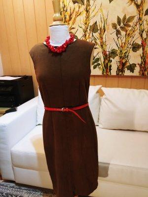 Esprit Sukienka etui brązowy
