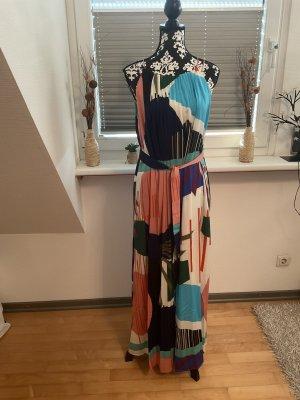 Kleid von Esprit in Größe 42 in Weiß/Bunt