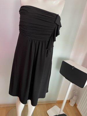 Kleid  von Esprit mit Volant  Gr 38 40 L