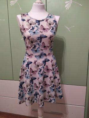 FB Sister Pinafore dress multicolored