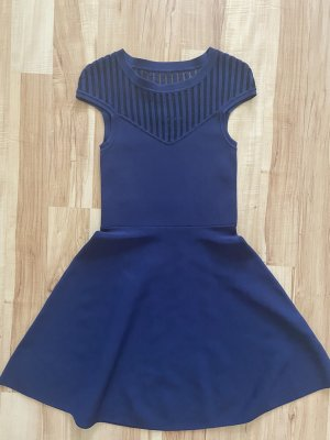 French Connection Evening Dress blue-dark blue
