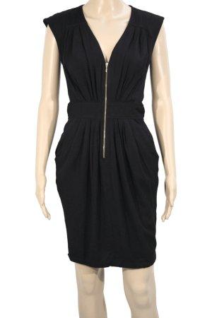 Kleid von French Connection Schwarz Gr. 34 Top Zustand