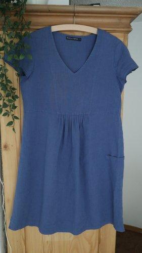 Gudrun Sjöden Empire Dress cornflower blue cotton