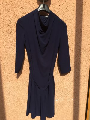 H&M Longsleeve Dress dark blue