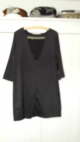 H&M Tunic Dress black
