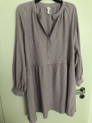 H&M Mini Dress purple-mauve