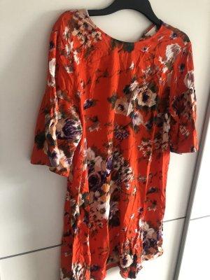 H&M Robe t-shirt multicolore