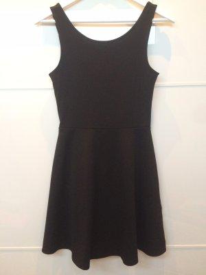 Kleid von H&M Schwarz