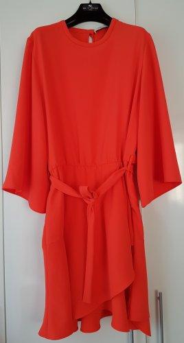 Iro Summer Dress neon orange-orange