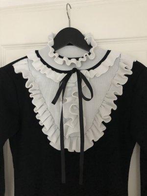 Kleid von Jean Louis Francois , Gr.M , schwarz