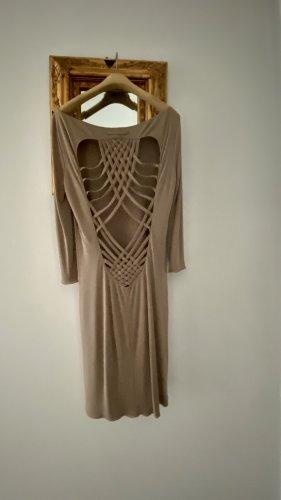 Jean Paul Gaultier Longsleeve Dress beige