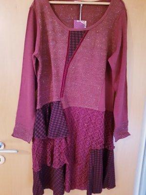 Joe Browns Vestido de lana violeta-violeta oscuro
