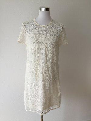 Juicy Couture Sukienka midi biały