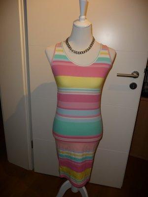 Kleid von Kangaroos - Gr. 32 - buntgestreift