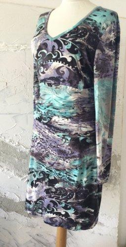 Kapalua Jersey Dress multicolored viscose