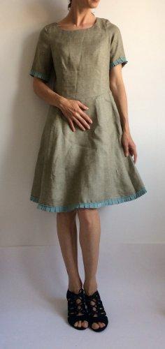 Kleid von Kinga Mathe in schönem Leinenstoff, neu!