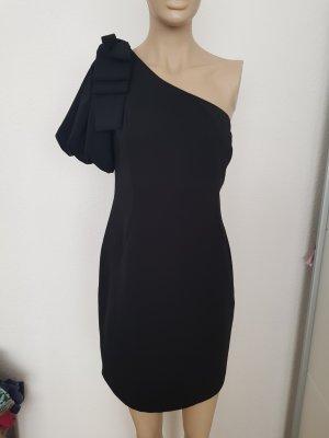 Koton Vestido de un hombro negro