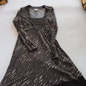 Kleid von Laurel mit Animal-print
