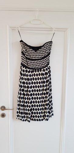 Kleid von Mango Dalmatiner Look