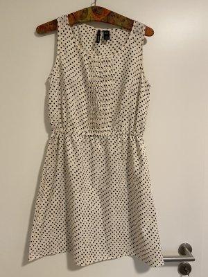 Kleid von Mango Punkte Pünktchen