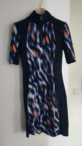 marc cain sports Jersey Dress black-dark blue
