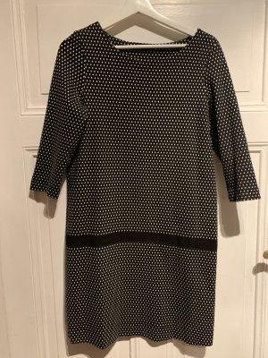 Kleid von Marc o'polo in schwarz-weiß