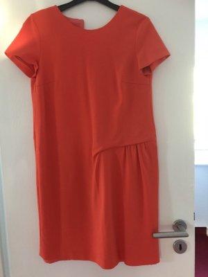 Marc O'Polo Sukienka dresowa czerwony Wiskoza
