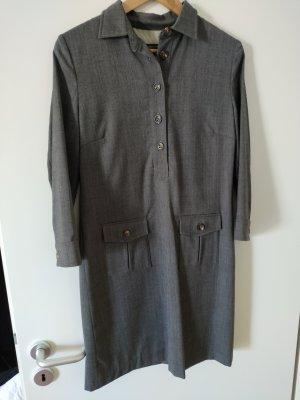 Marco Polo Robe en laine gris