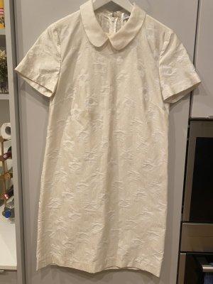 Kleid von Max&Co mit Bubikragen
