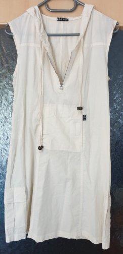 Mayo Chix Vestido con capucha crema-beige claro