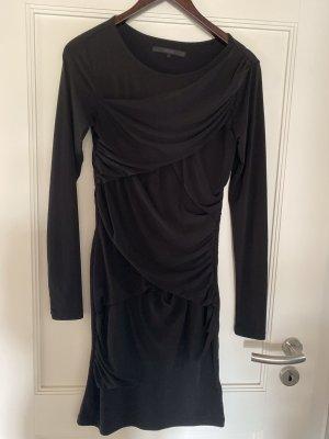 Minimum Robe à manches longues noir