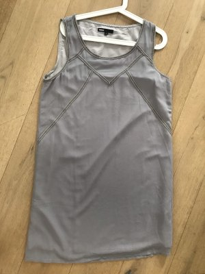 Minimum Vestido de noche gris claro