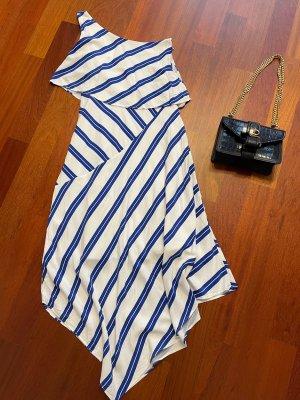Mint&berry Midi Dress white-blue