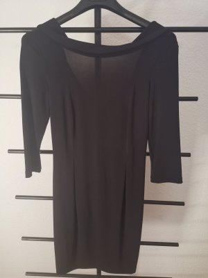 Minx Sukienka bez ramiączek czarny