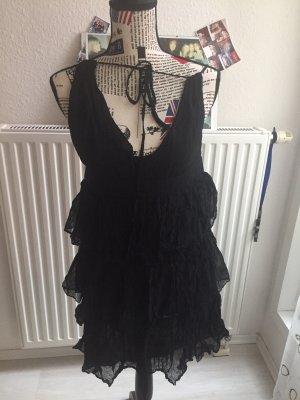 Miss Sixty Letnia sukienka czarny
